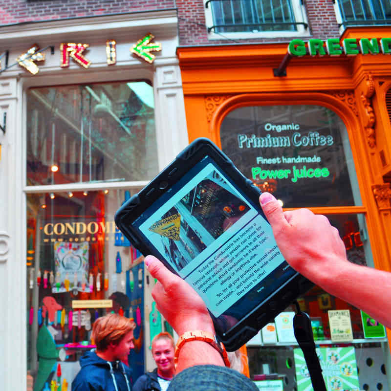 Red Light District iPad Tour