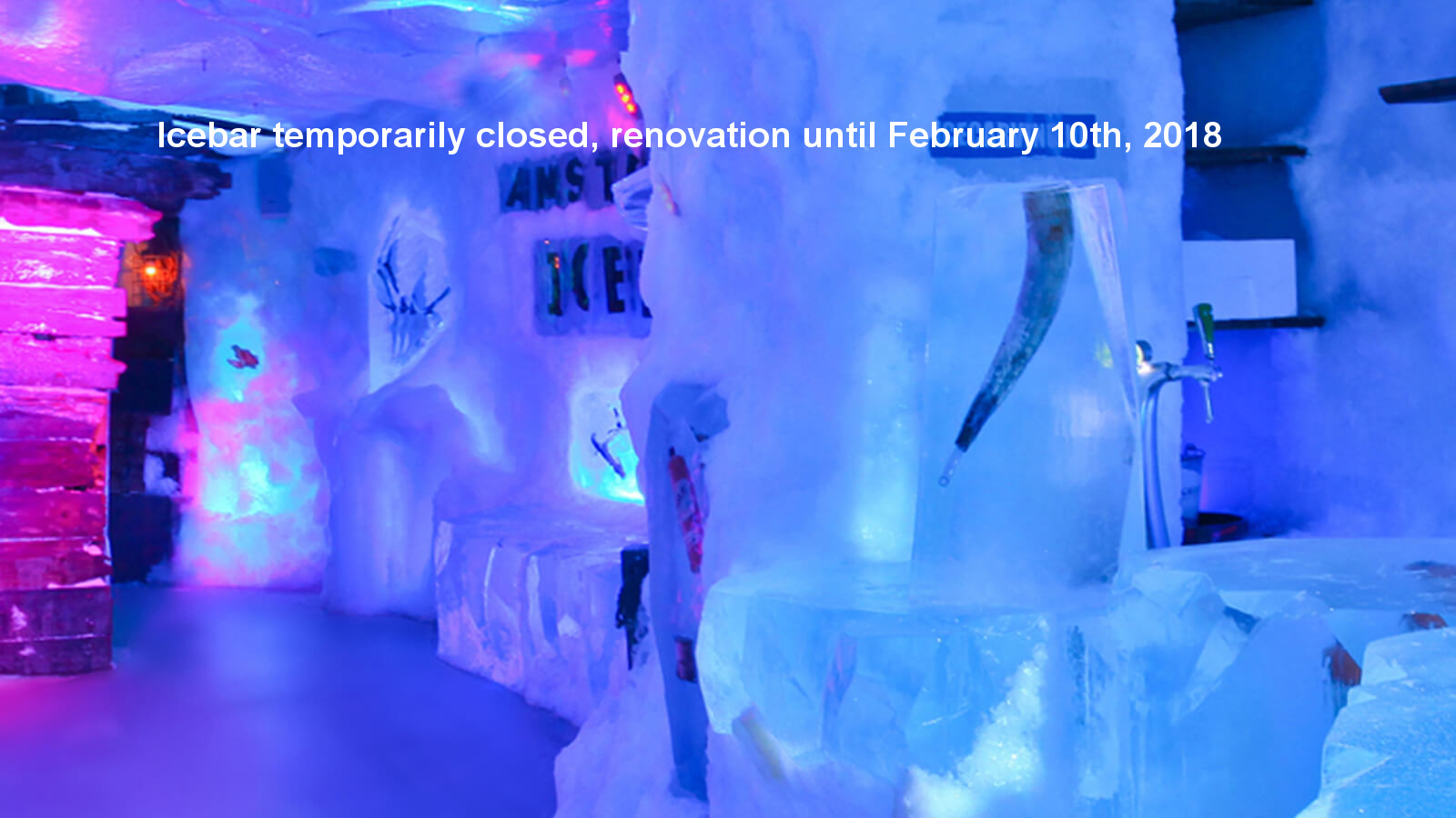 Icebar alternatieven
