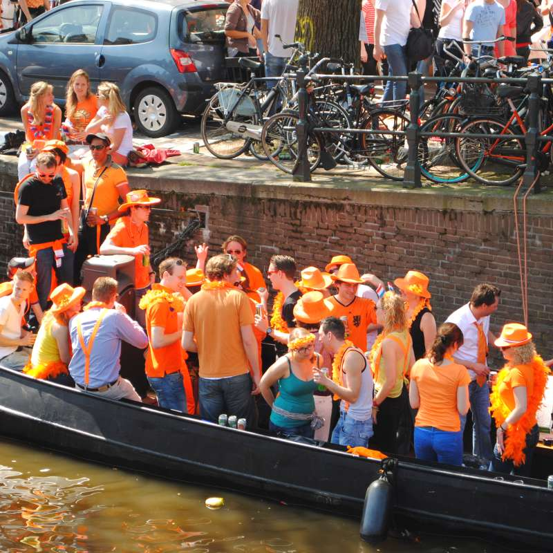 KINgsday Special Cruise