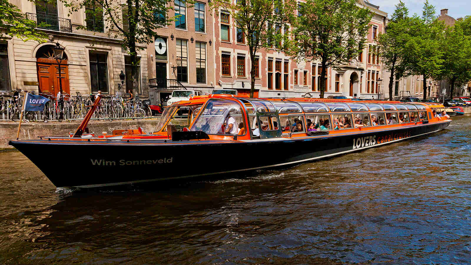 Canal Tour Tickets