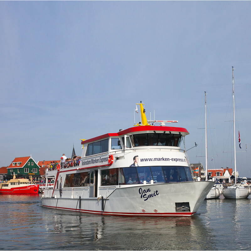 Free Amsterdam Canal Cruise + Countryside & Windmills Tour (dep. 14:45)